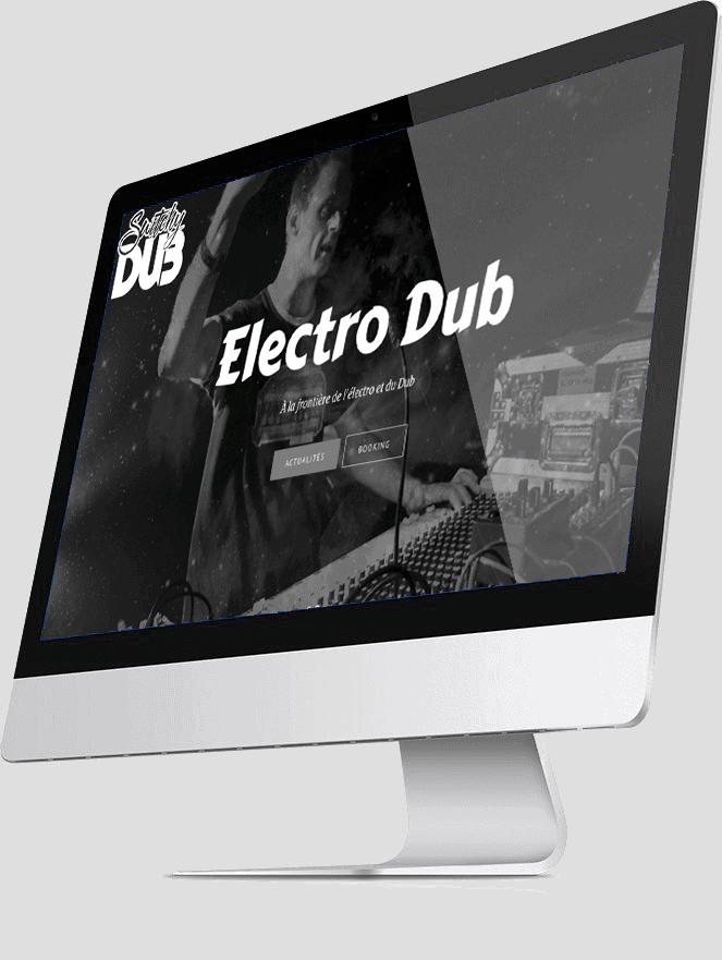 Switchydub artiste electro reggae